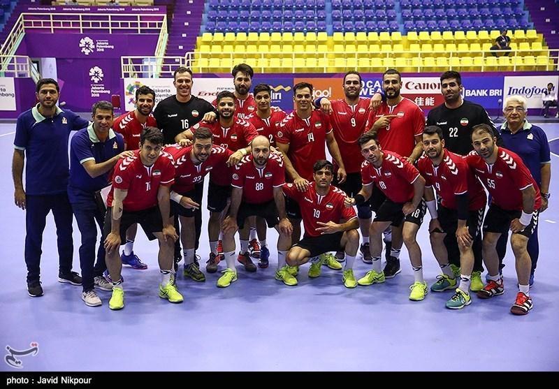 گزارش اندونزی، بحرین حریف تیم ملی هندبال ایران در مرحله یک چهارم نهایی شد