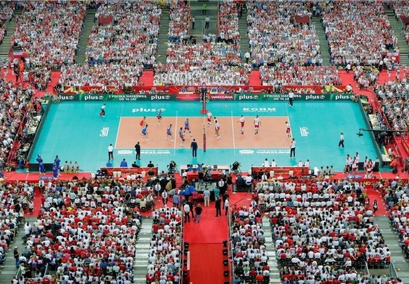 شروع فرایند درخواست میزبانی مسابقات والیبال قهرمانی دنیا 2022