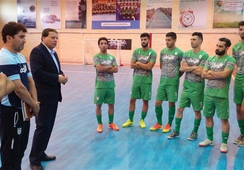 محمدرضا ساکت: شاهد حضور نسل جدید در فوتسال هستیم، برنامه های مختلفی برای تیم ملی در نظر گرفته گردیده است