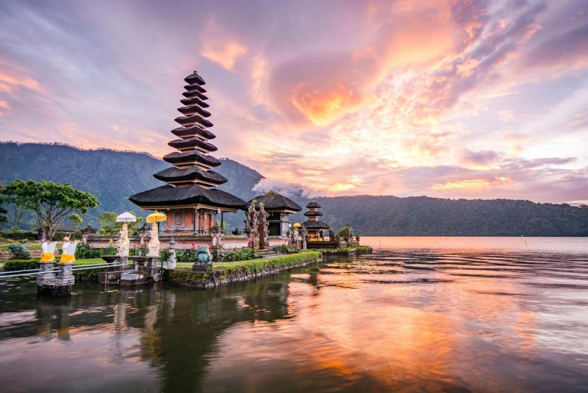 بالی بهشت گردشگران دنیا