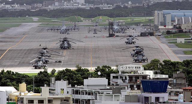 وعده نخست وزیر ژاپن به جابجا کردن پایگاه آمریکا در اوکیناوا