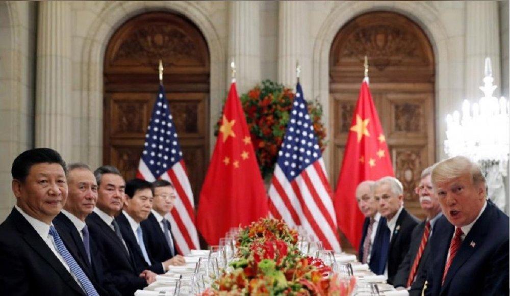 اولین قدم چینی ها برای آمریکا