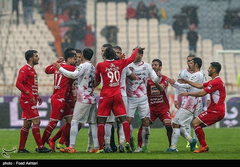 باشگاه پرسپولیس: همه جا سر تیم ما را می شکنند، حرف هم می زنند، قبل از فینال مجبورمان کردند تا در لیگ بازی کنیم