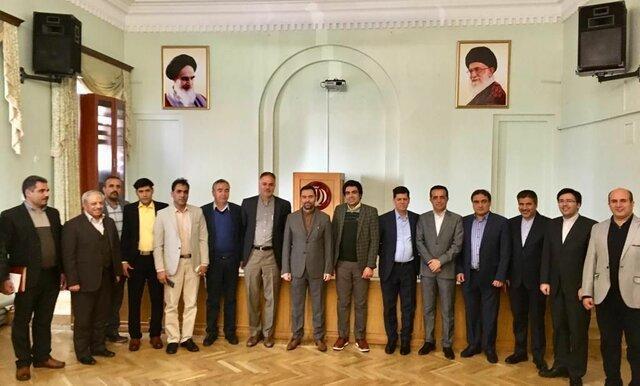 تاکید سفیر کشورمان در ایروان بر توانایی رقابت و عرضه کالای ایرانی در بازار اوراسیا
