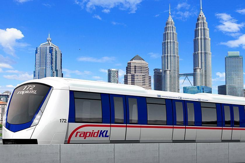 حمل و نقل عمومی در کوالالامپور، مالزی