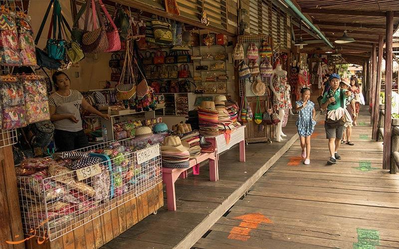 تمام تایلند در بازار شناور پاتایا