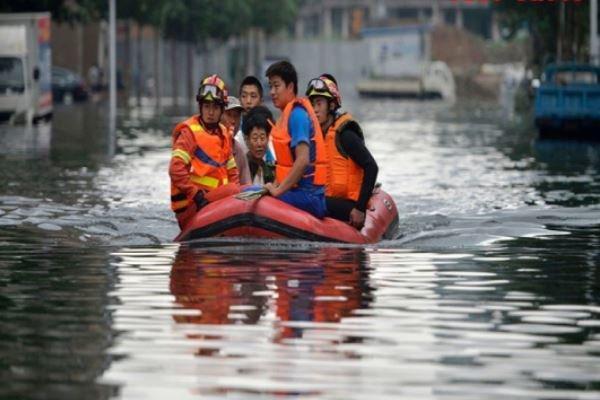 سیل در تایلند 15 کشته بر جا گذاشت