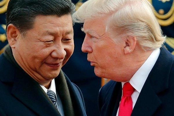 ترامپ بارئیس جمهوری چین تبادل نظر کرد، هفته آینده درژاپن دیدار می کنیم