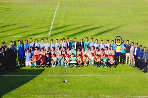 تیم نوجوانان، اول کافا و بعد تورنمنت چین