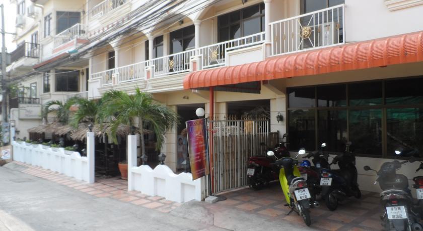 هتل ام پی رزیدنس پاتایا