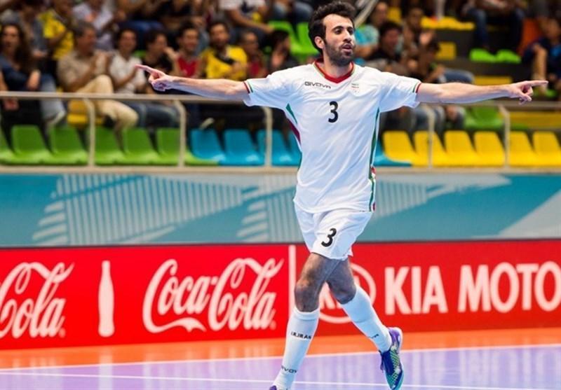 اسماعیل پور: فصل بعد هم در چین بازی می کنم، سطح فوتسال ایران فراتر از آسیاست