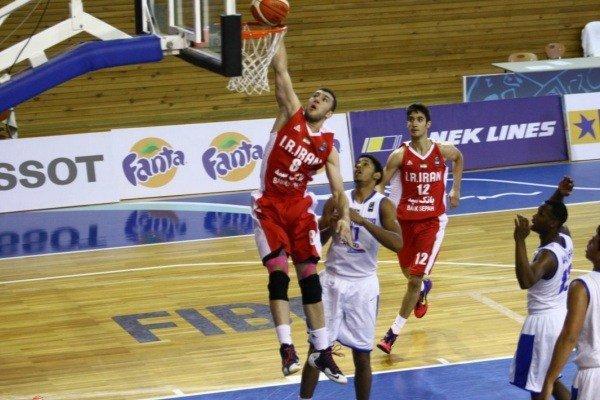 تیم ایران با اقتدار اندونزی را شکست داد