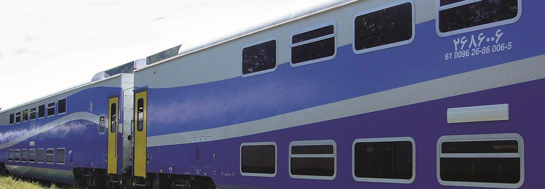 شروع دوباره قطار گردشگری لرستان ، 19 توقف گاه برای تماشای جاذبه های طبیعی و تاریخی