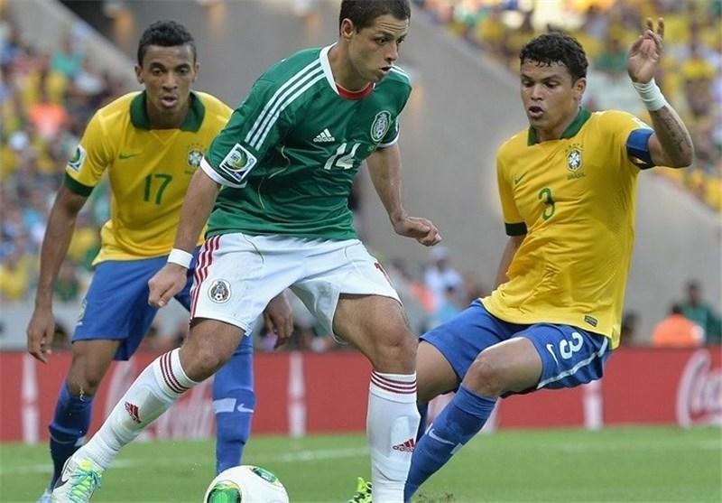 برزیل و ایتالیا به مرحله نیمه نهایی راه یافتند
