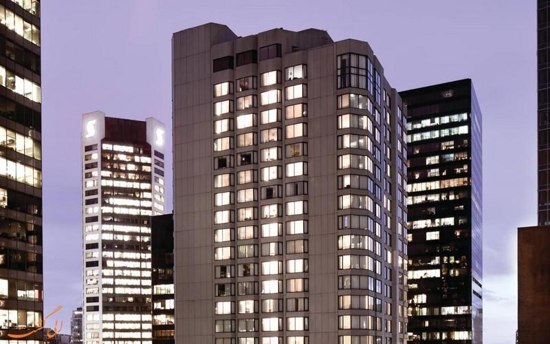 معرفی هتل فور سیزن ونکوور ، 4 ستاره