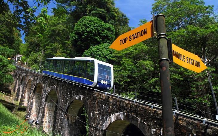 5 جاذبه گردشگری در پنانگ مالزی