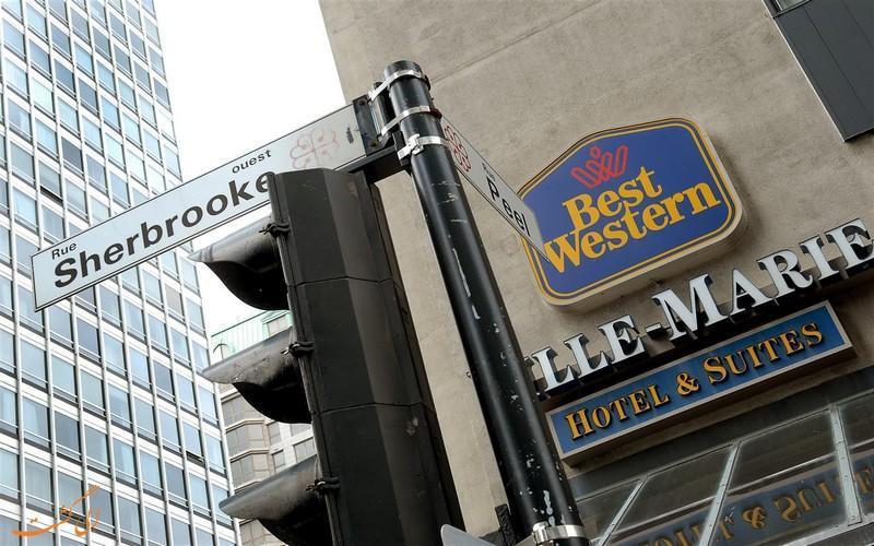 معرفی هتل بست وسترن ویلی مونترال ، 4 ستاره