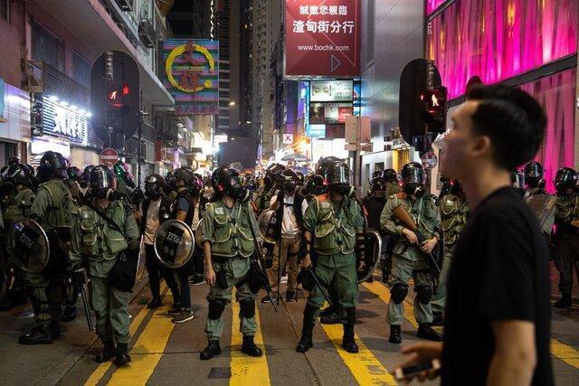 کاهش 40 درصدی سفر گردشگران به هنگ کنگ