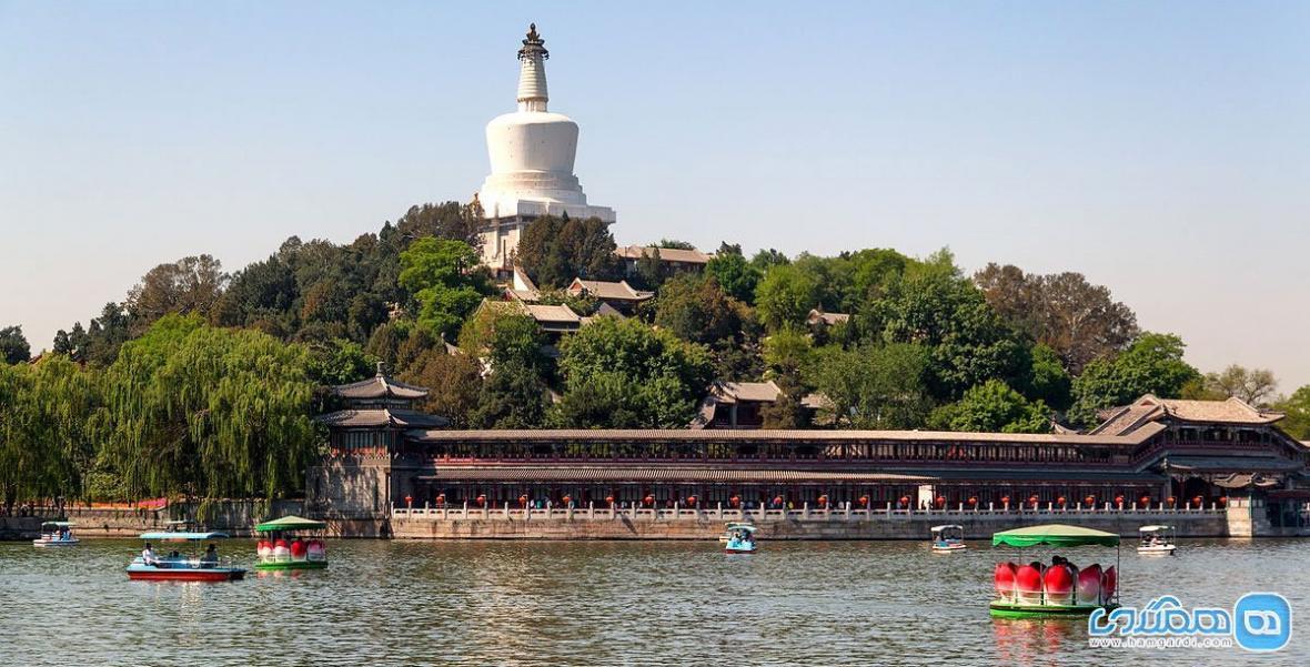 پارک های زیبای چین شما را متحیر زیبایی خود می نمایند