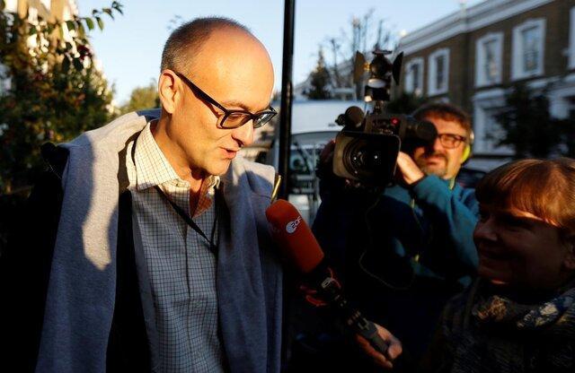 مشاور ارشد جانسون: در موعد مقرر از اتحادیه اروپا خارج می شویم