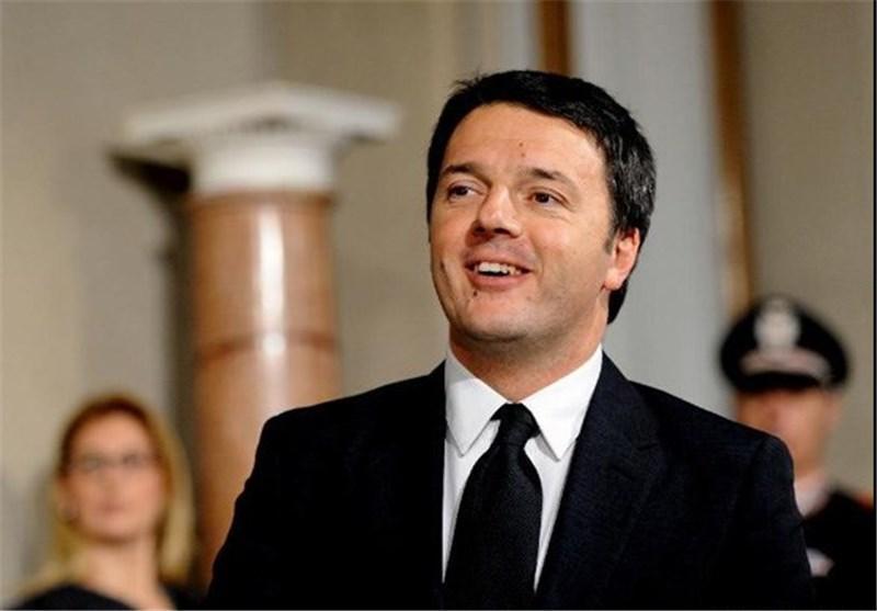 نخست وزیر ایتالیا و کابینه وی سوگند یاد کردند