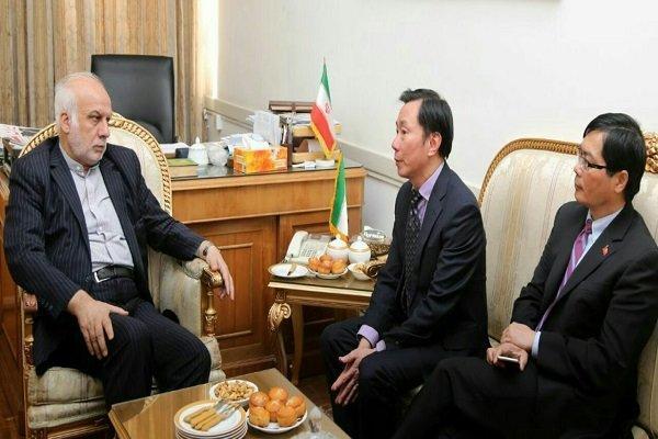 ایران و ویتنام در مجامع بین المللی همکاری مثبتی داشته اند