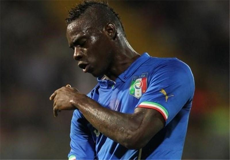 کونته، بالوتلی را به تیم ملی ایتالیا برگرداند
