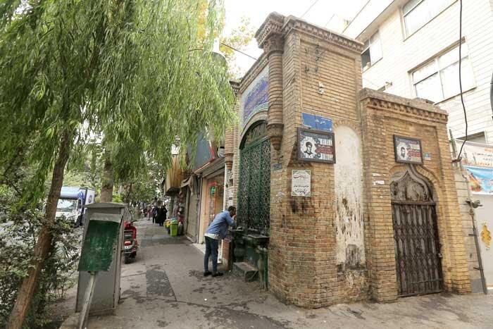 سقاخانه ها چشم به راه مرمت