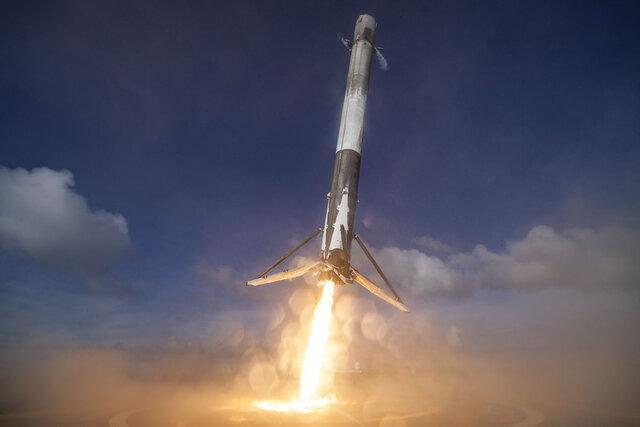 کوشش صنایع فضایی اروپا برای پرتاب موشک های تقویت کننده