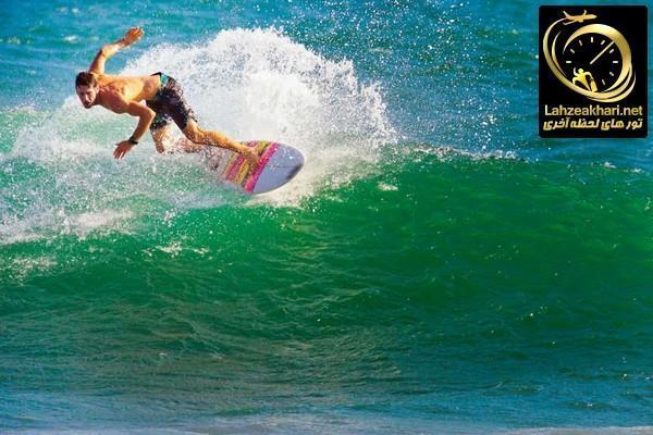 10 تا از بهترین تفریحات ورزشی بالی اندونزی