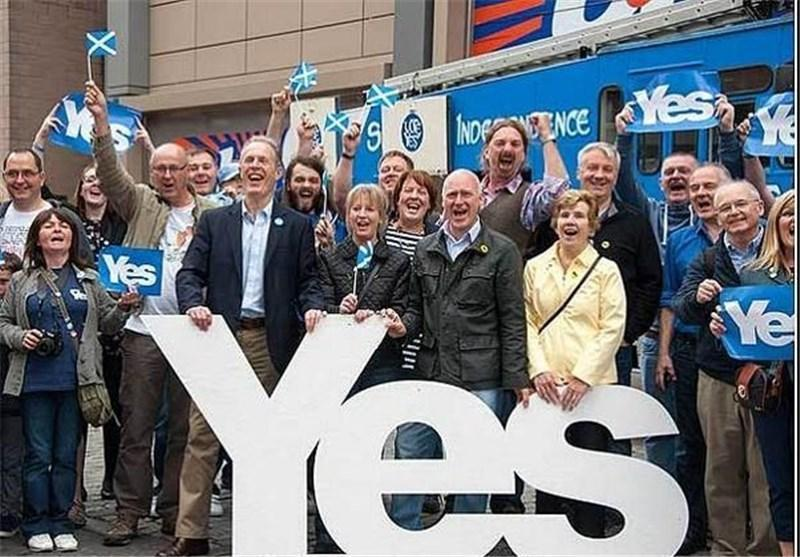 لندن برای روبرو با استقلال اسکاتلند طرحی را تدارک ندیده است