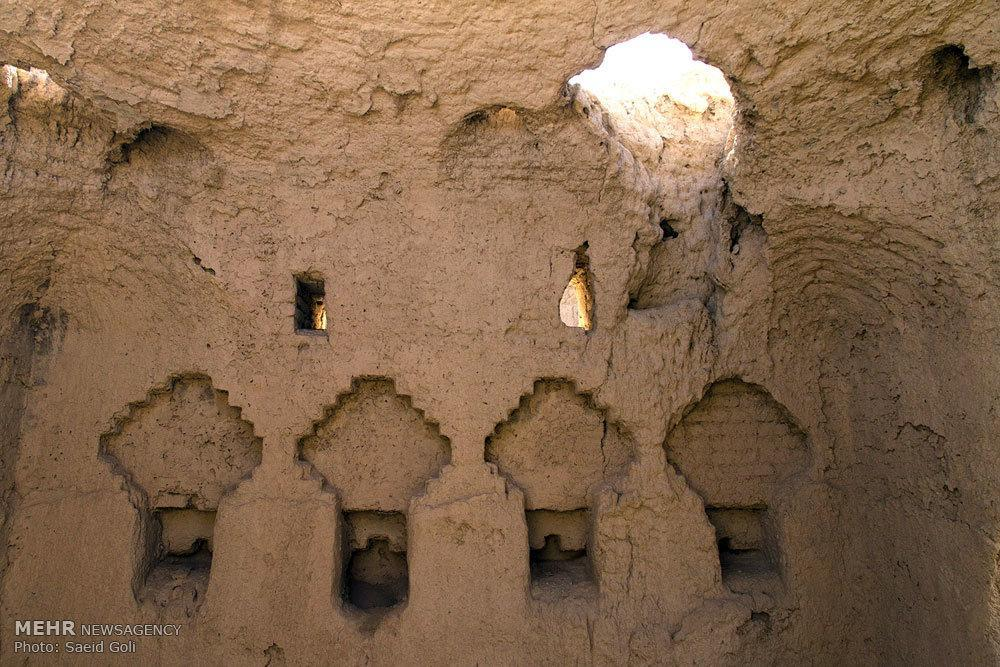 معرفی قلعه رستم ، زابل Rostam castle