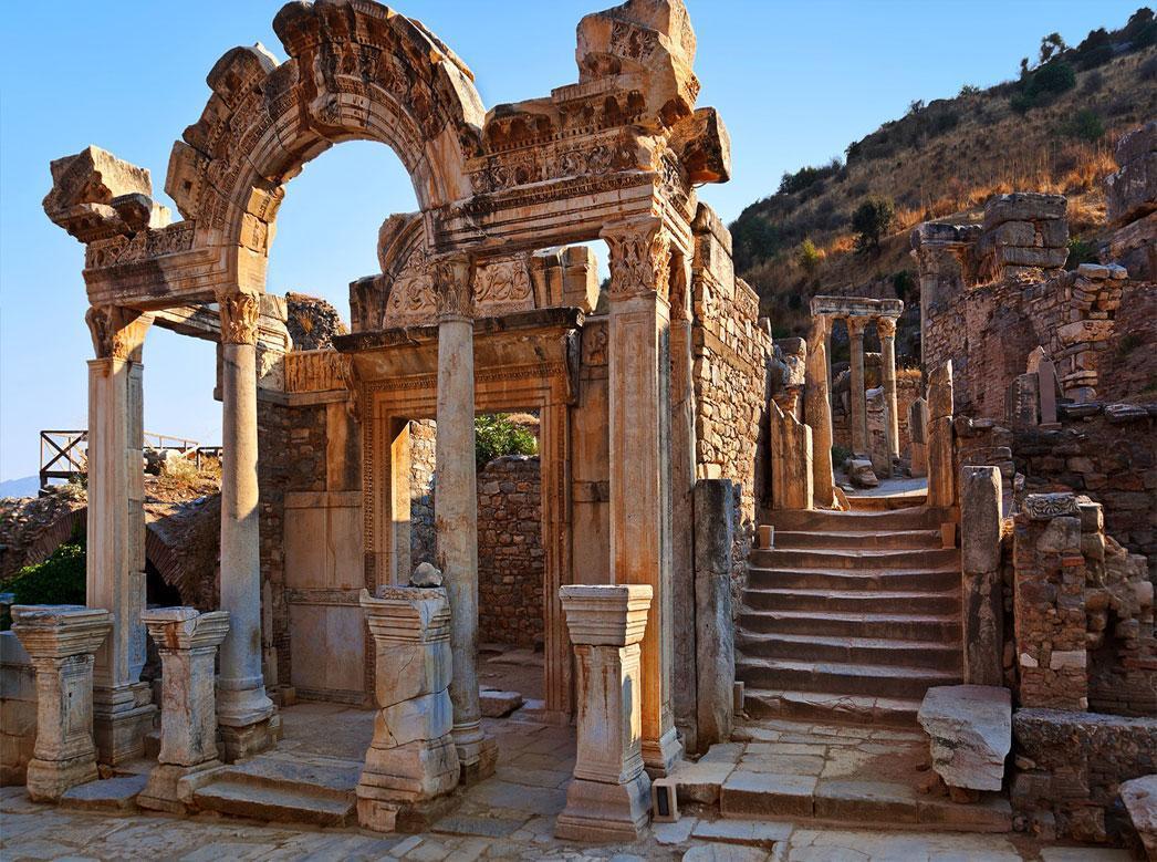 مهم ترین مناطق باستانی ترکیه