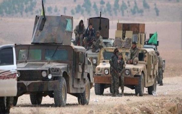 عقب نشینی شبه نظامیان کُرد از شمال سوریه کامل شد