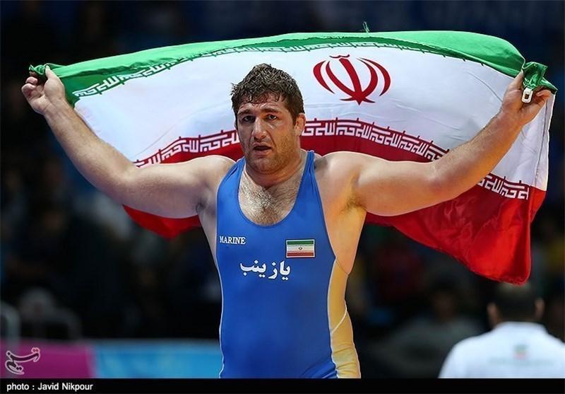 پرویز هادی طلایی شد، قهرمانی ایران با 5 مدال طلا، یک نقره و یک برنز