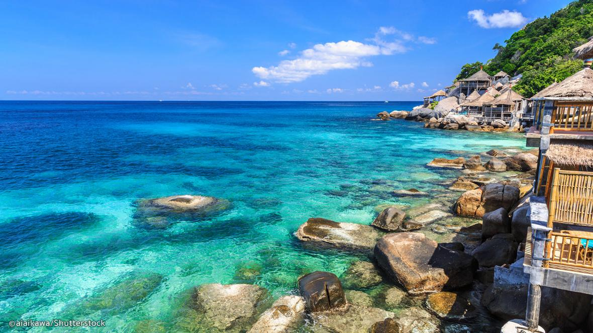 با زیباترین جزایر تایلند آشنا شوید