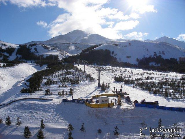 تور اسکی ارزروم، ترکیه