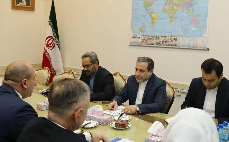 در ملاقات عراقچی با معاون وزیر خارجه گرجستان چه گذشت؟