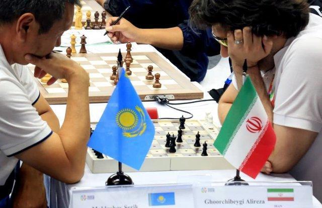 کسب پیروزی های متعدد برای شطرنج بازان نابینا و کم بینا
