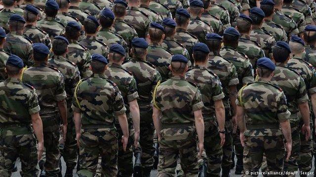 درخواست چهار کشور برای تشکیل نیروی دفاعی مشترک اروپا