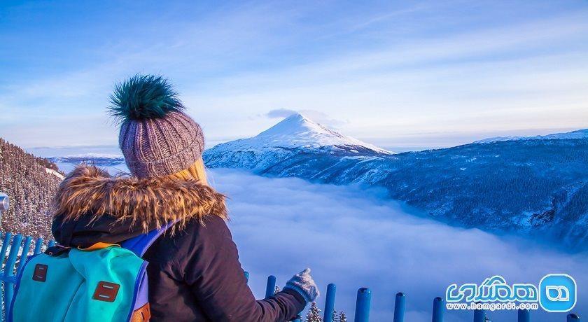 به زیباترین مقاصد گردشگری زمستان سفر کنید!