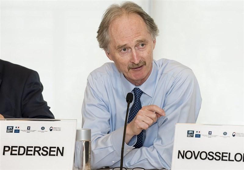 سازمان ملل: کمیته قانون اساسی بحران سوریه را حل نمی کند