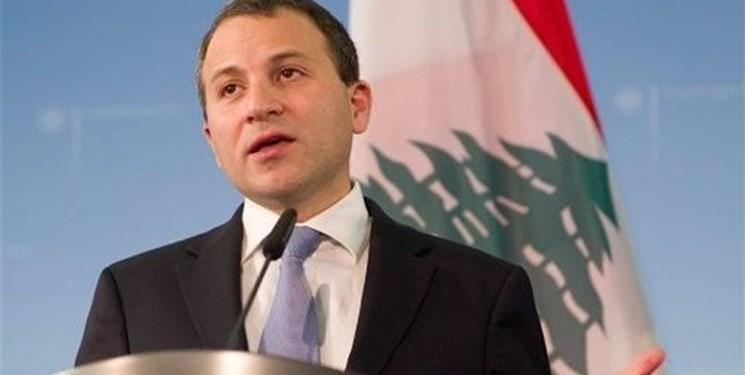 باسیل: همه طیف ها باید شریک و حامی تشکیل دولت لبنان باشند