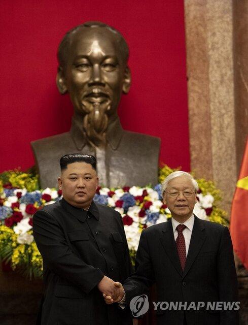 کیم جونگ اون در پی گسترش روابط با ویتنام