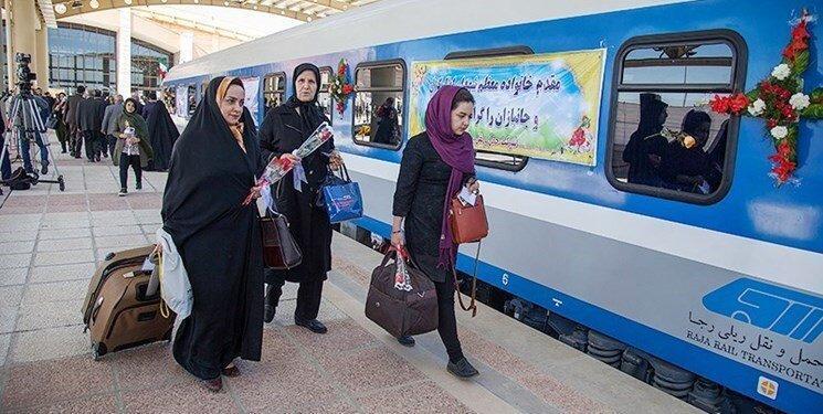 برقراری قطارهای آنکارا و وان در نوروز 99 ، مسافران هرگز بلیت بی نام یا غیرهمنام تهیه نکنند