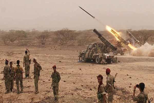 ناکامی یورش مزدوران سعودی به جبهه صالة یمن