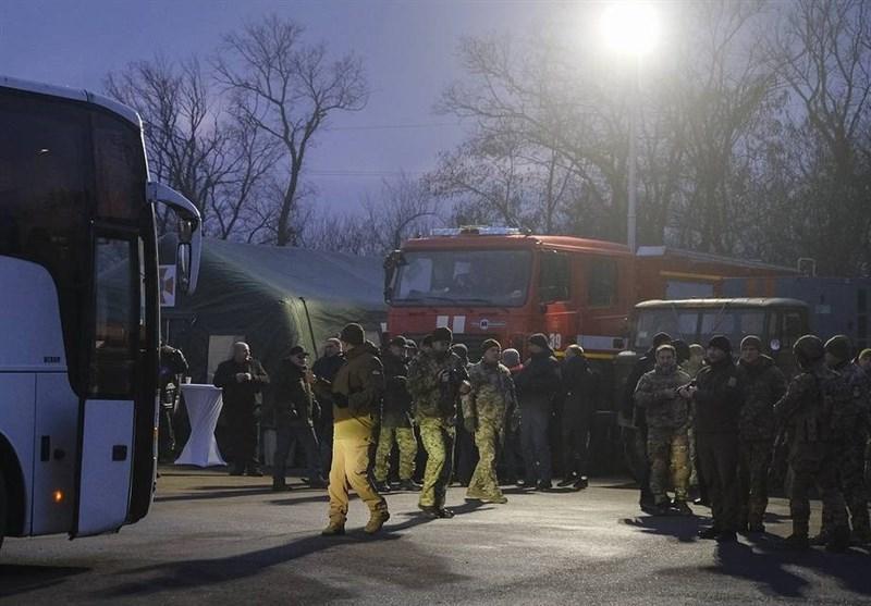 نخستین تبادل اسراء بین طرفین مناقشه در اوکراین بعد از 2 سال