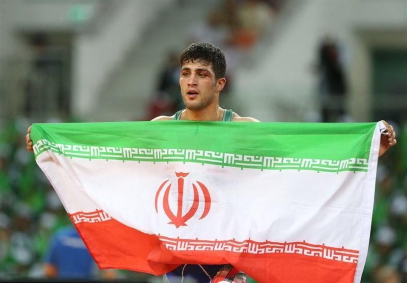 کاروان ایران در رده سوم بازی های داخل سالن آسیا نهاده شد