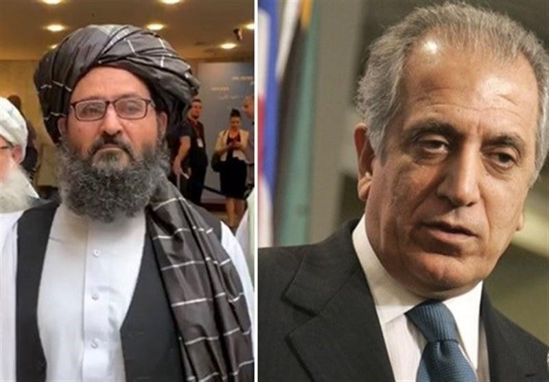 چگونگی ادامه مذاکرات؛ محور ملاقات ملا برادر با نمایندگان سیاسی و نظامی آمریکا