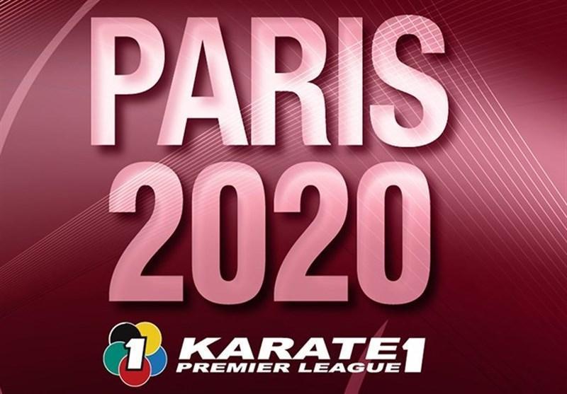 لیگ جهانی کاراته وان پاریس، عنوان سومی ایران با 2 طلا و یک برنز